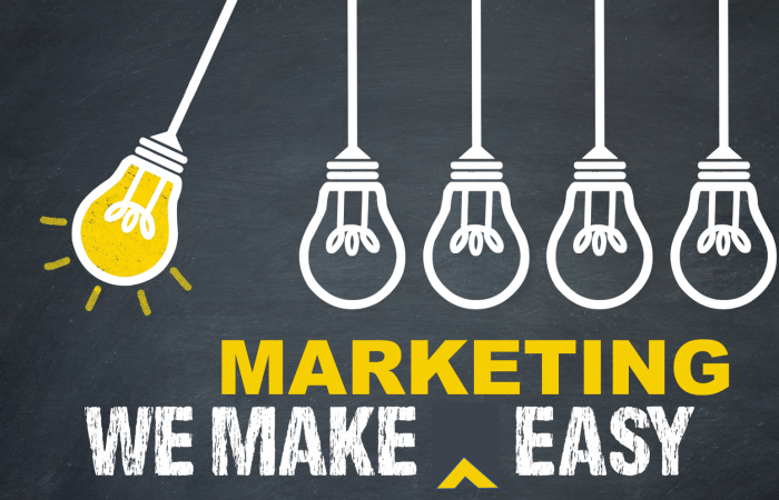 we make marketing easy
